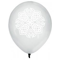 8 Ballons Oriental