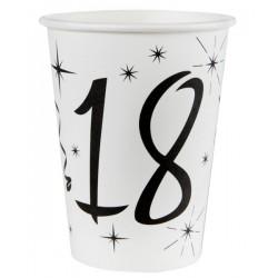 10 Gobelets 18 ans