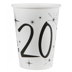 10 Gobelets 20 ans