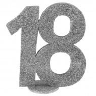 Chiffre Anniversaire 18 ans