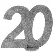 Chiffre Anniversaire 20 ans