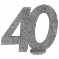 Chiffre Anniversaire 40 ans