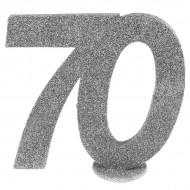 Chiffre Anniversaire 70 ans