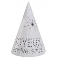 10 Chapeaux Anniversaire
