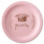 10 Assiettes Princesse