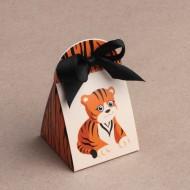10 Pochettes Iris Tigre
