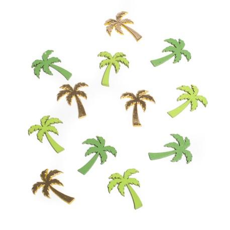 Palmiers Bois Verts et Or