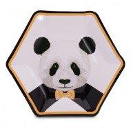 Assiette Panda Trop Mignon