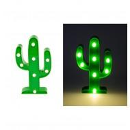 Cactus 8 LEDS
