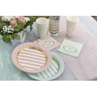 Assiette Baby Shower