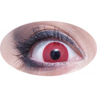 Lentille de Contact Fantaisie Yeux Rouges