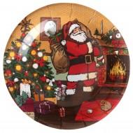 Petite Assiette Noël d'Antan