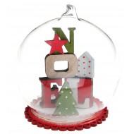 Boule Cube Noël