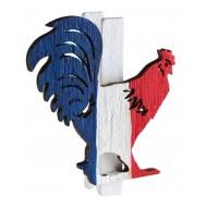 Coq Pince Tricolore
