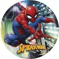 Assiettes Spiderman