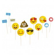Kit Photo Booth Emojicones