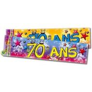 Bannière Anniversaire 70ans