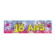 Bannière Anniversaire 18ans