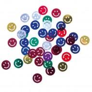 Confettis de Table Sourire