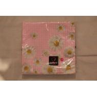 Serviette en Papier Fleur Marguerite