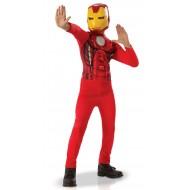Déguisement Iron Man 3/4 ans