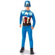 Déguisement Captain America 3/4 ans