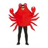 Déguisement Crabe Adulte