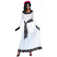 Déguisement Day Of The Dead Femme