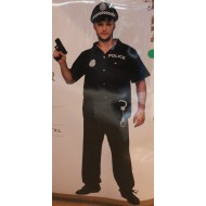 Déguisement Policier Adulte