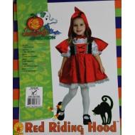 Déguisement Chaperon Rouge Enfant
