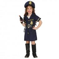 Déguisement Police Enfant Fille