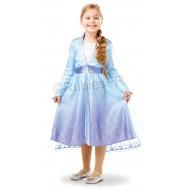 Déguisement Classique Elsa - La Reine des Neiges 2