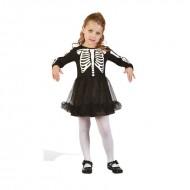 Déguisement Squelette Fille Enfant