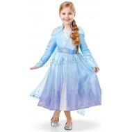 Déguisement Luxe Elsa - La Reine des Neiges 2