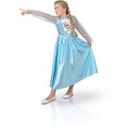 Déguisement classique Elsa Enfant