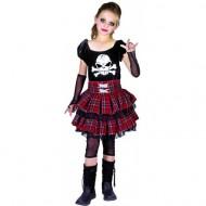 Déguisement Punk Gothique Fille