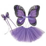 Déguisement Set Fée Papillon Enfant