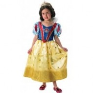 Déguisement Blanche Neige Snow White Glitter Enfant