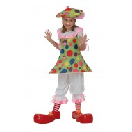 Déguisement Clown Fille Enfant