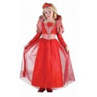 Déguisement Reine Rouge Enfant