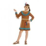 Déguisement Indienne Sioux Enfant Fille