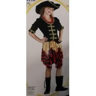 Déguisement Pirate Fille Enfant