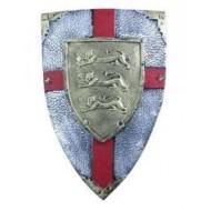 Bouclier Chevalier de Lux avec Croix des Chevaliers et Tigre
