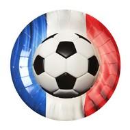 Assiettes Football France