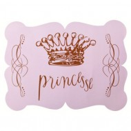 Set de Table Princesse Rose
