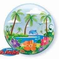 Ballon Bubbles Tropical