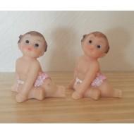 Bébés Fille x2